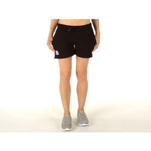 Pantaloncino Kappa nero donna Elise sport short art. 305033 005