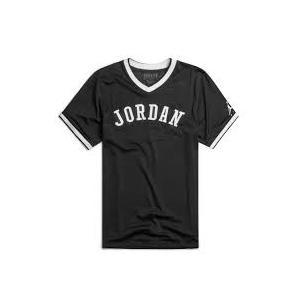 T-Shirt Jordan nera numero 23 mesh jersey Nike art. AR0028 010