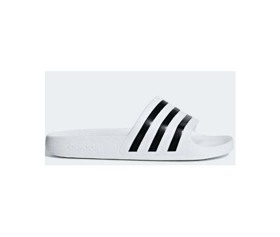 ba952dce69 Adidas ciabatte ammortizzate Adilette Aqua Bianco Nero ciabatte ...