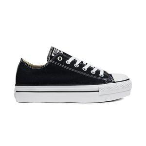 Converse Chuck Taylor Ox Platform - donna, tela, sneaker bassa