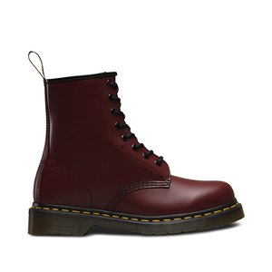 Dr. Martens 1460 Stivaletto Alto Bordeaux Cherry Red Donna / Uomo Art. 10072600