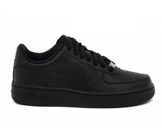 reputable site f2a63 a9ab3 Nike Air Force 1 GS Nero Art. 314192 009. Scarpe nike donna ...