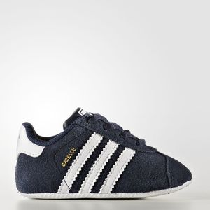 Scarpe Adidas Gazelle Crib blu Art. BY2379