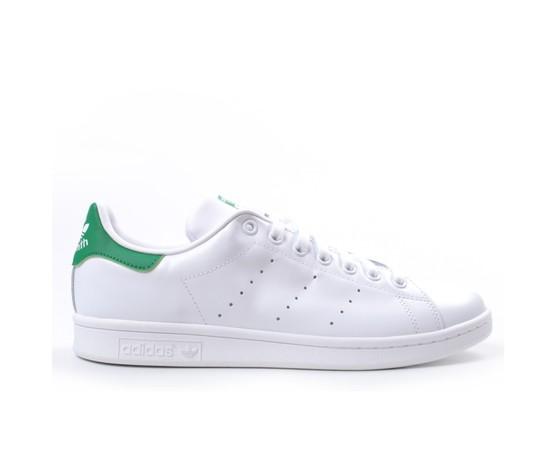adidas stan smith bianco verde
