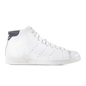 Adidas Stan Smith MID Bianco/Blu Art. S75026