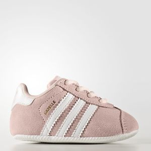 Scarpe Adidas Gazelle Crib rosa  Art. BY2380