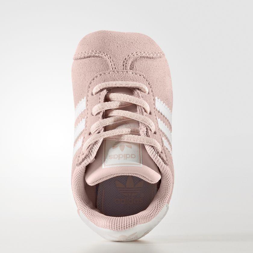 ca6c0c1635 Scarpe Adidas Gazelle Crib rosa Art. BY2380. By2380 01 standard · By2380 02  standard ...