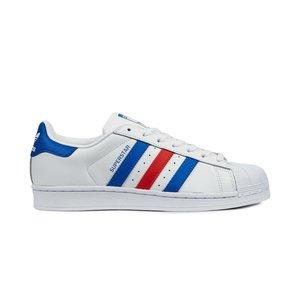 Adidas Superstar Bianco/Blu/Rosso Art. BB2246