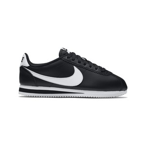 newest collection 5d169 35bfd Nike Classic Cortez Nero Bianco Pelle Art. 807471 010