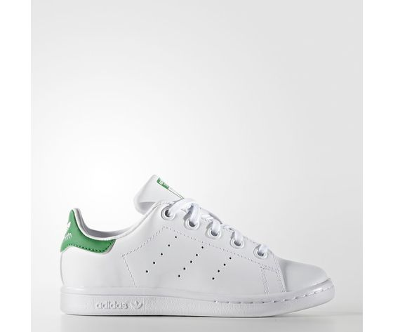 competitive price 4fa9c 5915c LACCI Adidas Stan Smith Classic Originals Bambini Verde Lacci art. BA8375