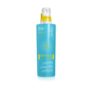 Defence sun 15 latte spray 200 ml