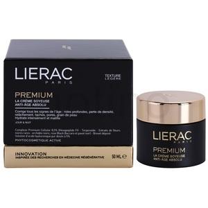 lierac premium creme soyese 50 ml texture legere