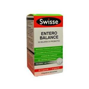 swisse entero balance 20 capsule