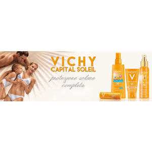 Vichy Ideal soleil viso dry touch 30