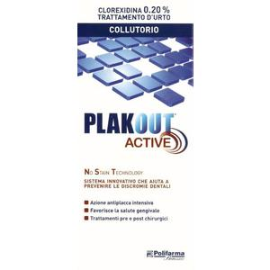 Plakout active colluttorio 0,2