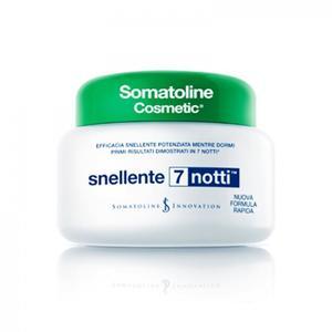 somatoline Snellente corpo7 notti