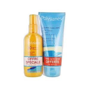polysianes spray monoi 30spf 150ml