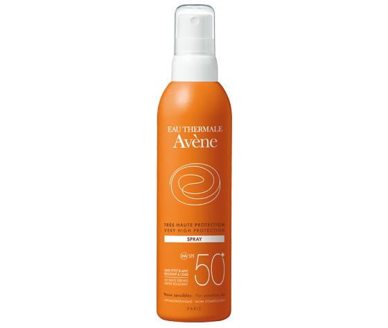 Spray protezione solare SPF 50