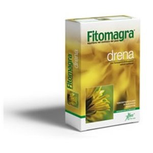 Fitomagra drena concentrato fluido 12 flaconi