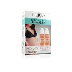 Lierac phytolastil solutè siero smagliature 75+75 ml pacco doppio
