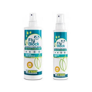 Flyblok lozione antiparassitaria cani 400 ml spray