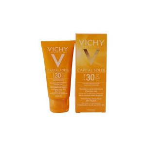Vichy Ideal soleil emulsione antilucidità 30+