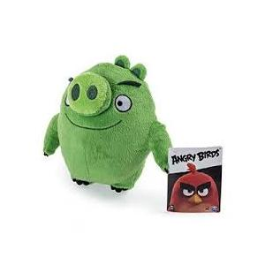 Angry birds peluche riscaldabile pig