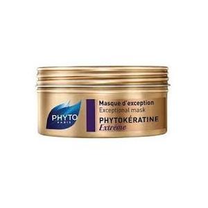 Phytokeratine maschera d'eccezione capelli secchi 200 ml