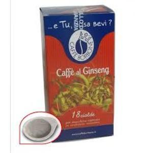 Cialda Caffe' Borbone al Ginseng 18 pz