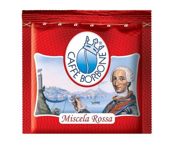 150 Cialde Caffè Borbone Miscela Rossa - 0,17€ per Singola Cialda