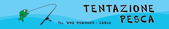 Logo tentazione pesca1
