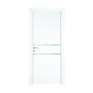 Porta EBE linea 04G frassino laccato bianco spazzolato