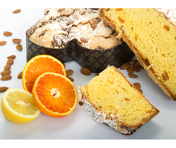 colomba limone e cannella