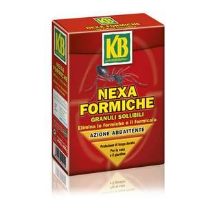 KB NEXA FORMICHE INSETTICIDA IN GRANULI BOX DA 800 GR