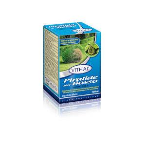 VITHAL Oikos insetticida contro PIRALIDE DEL BOSSO 40/100 ML Azadiractina