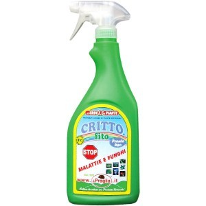 CRITTOFITO Pronto Uso 750 ml Stop Malattie e Funghi