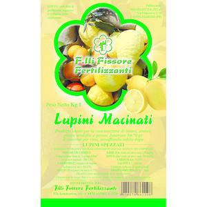 LUPINI MACINATI F.lli Fissore Fertilizzanti 1KG
