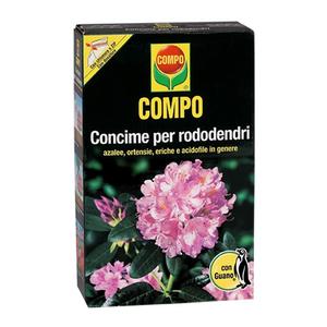 COMPO Concime guano per Rododendri,azalee, ortensie, eriche e acidofile in genere 3KG