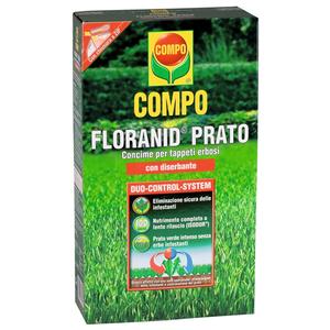 COMPO CONCIME FLORANID PRATO CON DISERBANTE 1,5 KG