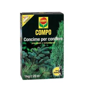 COMPO CONCIME GUANO PER CONIFERE 1 KG