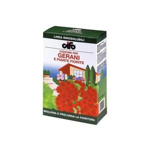CIFO Concime per Gerani e Piante Fiorite 600 gr.