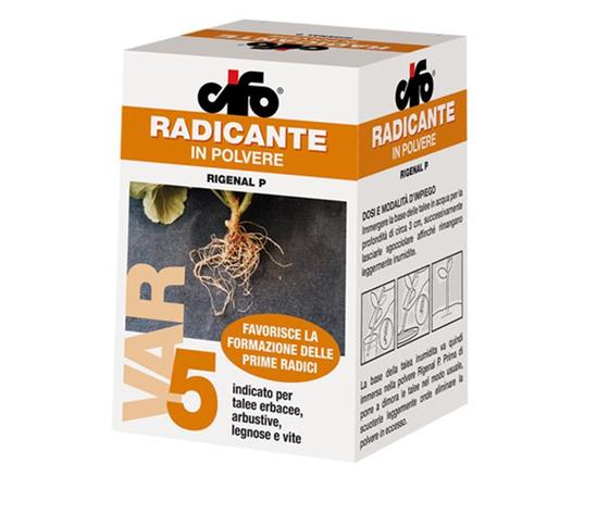 CIFO RADICANTE RIGENAL P DA 100 Gr,