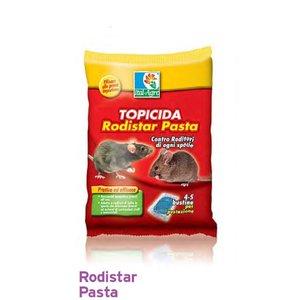 TOPICIDA RODISTAR PASTA KB RDP3 200GR ESCA MONODOSE PER TOPI
