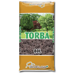 BIOFLOR TORBA 80/250 LT