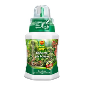 Concime liquido per bonsai 250 ml
