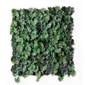 Siepe artificiale ornamentale Edera 50x50 cm. - Viridium