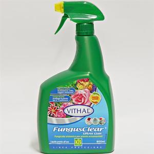 Fungusclear gun 800 ml Fungicida per floreali ed ornamentali