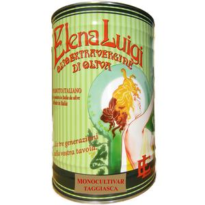 Olio Extra Vergine di oliva Monocultivar Taggiasca 3 L