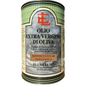 Olio Extra Vergine di oliva Monocultivar Taggiasca 5 L