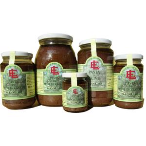 Pasta di Olive Taggiasche Vaso da 500g